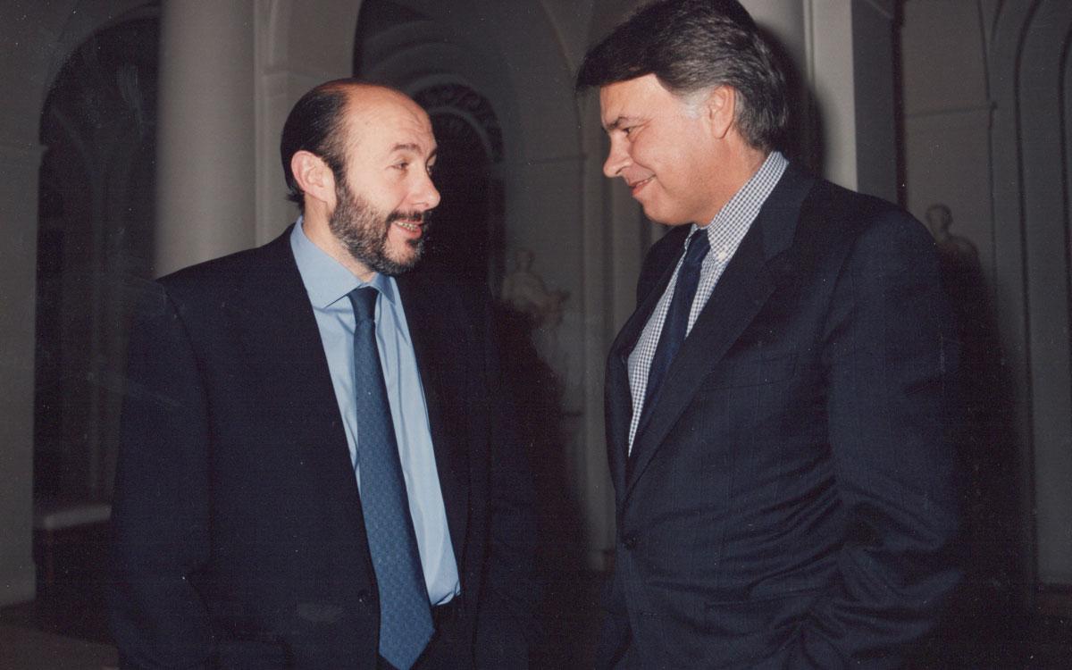 Alfredo y Felipe